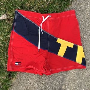 Tommy Hilfiger Men's Swim Suit / Swimming Trunks L